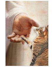 CAT - JESUS  11x17 Poster front