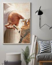 CAT - JESUS  11x17 Poster lifestyle-poster-1