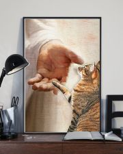 CAT - JESUS  11x17 Poster lifestyle-poster-2