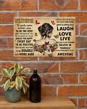 TODAY IS A GOOD DAY 17x11 Poster poster-landscape-17x11-lifestyle-23