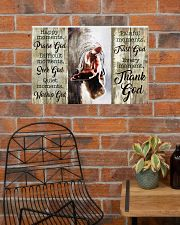 HAPPY MOMENTS - THANK GOD 24x16 Poster poster-landscape-24x16-lifestyle-24
