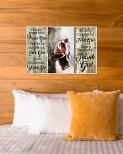 HAPPY MOMENTS - THANK GOD 24x16 Poster poster-landscape-24x16-lifestyle-27