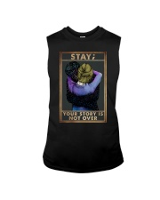 STAY YOUR STORY IS NOT OVER Sleeveless Tee tile