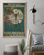MAY YOU TOUCH DRAGONFLIES AND STAR 11x17 Poster lifestyle-poster-1