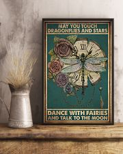 MAY YOU TOUCH DRAGONFLIES AND STAR 11x17 Poster lifestyle-poster-3