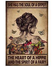 HIPPIE707LE06 11x17 Poster front
