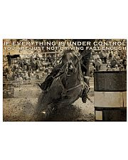 IF EVERYTHING IS UNDER CONTROL 17x11 Poster front