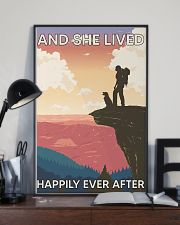 AND SHE LIVED HAPPILY EVER AFTER 11x17 Poster lifestyle-poster-2