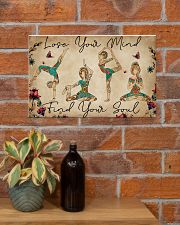 LOSE YOUR MIND FIND YOUR SOUL 17x11 Poster poster-landscape-17x11-lifestyle-23