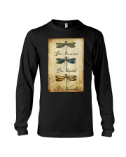 BE BRAVE BE BOLD BE KIND Long Sleeve Tee tile