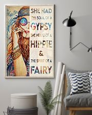 SHE HAS THE SOUL OF A GYPSY 11x17 Poster lifestyle-poster-1