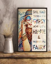 SHE HAS THE SOUL OF A GYPSY 11x17 Poster lifestyle-poster-3