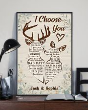 I CHOOSE YOU 11x17 Poster lifestyle-poster-2