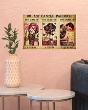 BREAST CANCER AWARENESS 17x11 Poster poster-landscape-17x11-lifestyle-21