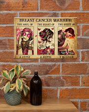 BREAST CANCER AWARENESS 17x11 Poster poster-landscape-17x11-lifestyle-23