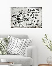 I WANT TO HOLD YOUR HAND AT 80 AND SAY 24x16 Poster poster-landscape-24x16-lifestyle-01