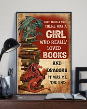 ONCE UPON A TIME THERE WAS A GIRL 11x17 Poster lifestyle-poster-2