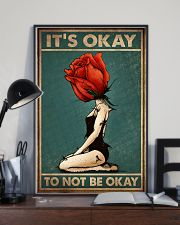 IT'S OKAY TO NOT BE OKAY 11x17 Poster lifestyle-poster-2