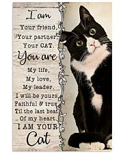 I AM YOUR CAT 11x17 Poster front