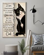 I AM YOUR CAT 11x17 Poster lifestyle-poster-1