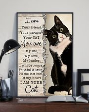 I AM YOUR CAT 11x17 Poster lifestyle-poster-2