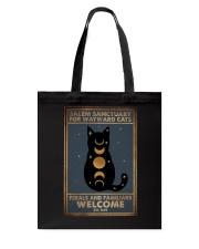 SALEM SANCTUARY FOR WAYWRD CATS Tote Bag tile