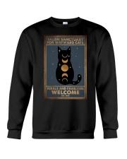 SALEM SANCTUARY FOR WAYWRD CATS Crewneck Sweatshirt tile