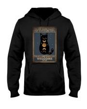 SALEM SANCTUARY FOR WAYWRD CATS Hooded Sweatshirt tile