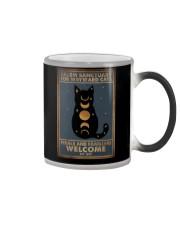SALEM SANCTUARY FOR WAYWRD CATS Color Changing Mug tile