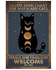 SALEM SANCTUARY FOR WAYWRD CATS 11x17 Poster front
