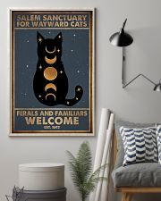 SALEM SANCTUARY FOR WAYWRD CATS 11x17 Poster lifestyle-poster-1