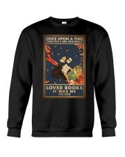 ONCE UPON A TIME Crewneck Sweatshirt tile