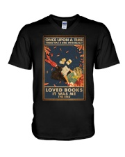 ONCE UPON A TIME V-Neck T-Shirt tile