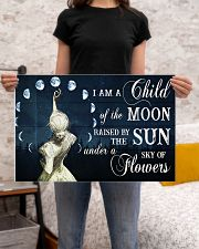 I AM A CHILD OF THE MOON 24x16 Poster poster-landscape-24x16-lifestyle-20