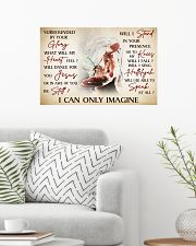 I CAN ONLY IMAGINE 24x16 Poster poster-landscape-24x16-lifestyle-01
