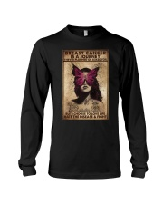 BREAST CANCER IS A JOURNEY Long Sleeve Tee tile