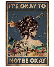 IT'S OKAY TO NOT BE OKAY 11x17 Poster front