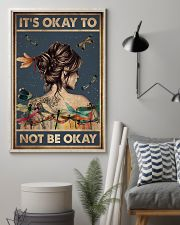IT'S OKAY TO NOT BE OKAY 11x17 Poster lifestyle-poster-1