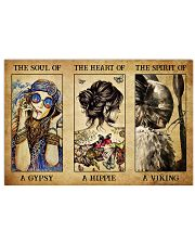 THE SPIRIT OF VIKING 17x11 Poster front