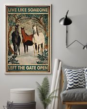 LIVE LIKE SOMEONE 11x17 Poster lifestyle-poster-1