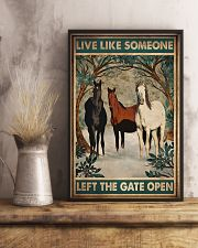 LIVE LIKE SOMEONE 11x17 Poster lifestyle-poster-3
