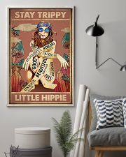 STAY TRIPPY LITTLE HIPPIE 11x17 Poster lifestyle-poster-1
