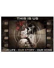 THIS IS US 17x11 Poster front