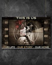THIS IS US 17x11 Poster poster-landscape-17x11-lifestyle-12