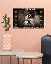 THIS IS US 17x11 Poster poster-landscape-17x11-lifestyle-21