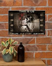 THIS IS US 17x11 Poster poster-landscape-17x11-lifestyle-23