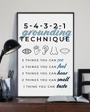GROUNDING TECHNIQUE 11x17 Poster lifestyle-poster-2