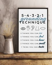 GROUNDING TECHNIQUE 11x17 Poster lifestyle-poster-3