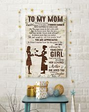 TO MY MOM 11x17 Poster lifestyle-holiday-poster-3