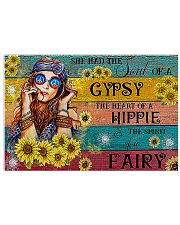 SHE HAS THE SOUL OF GYPSY 17x11 Poster front